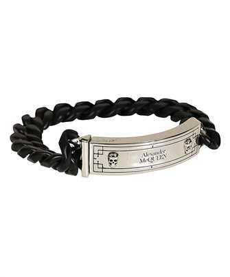Alexander McQueen 599976 J160K IDENTITY Bracelet