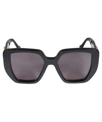 Gucci 663746 J0740 RECTANGULAR-FRAME Occhiali da sole