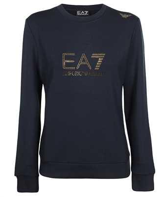 EA7 8NTM45 TJ9RZ REGULAR-FIT Sweatshirt