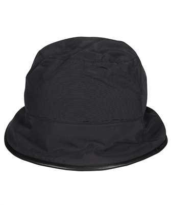 Karl Donoghue NCCBHW1 NYLON & CASHMERE SHEARLING REVERSIBLE BUCKET Hat