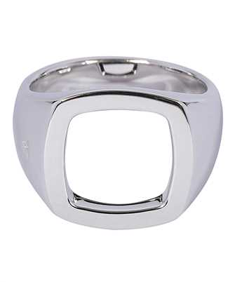Tom Wood R75PONA01S925.925 CUSHION OPEN Ring