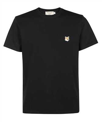 Maison Kitsune AM00103KJ0008 FOX HEAD PATCH CLASSIC T-Shirt