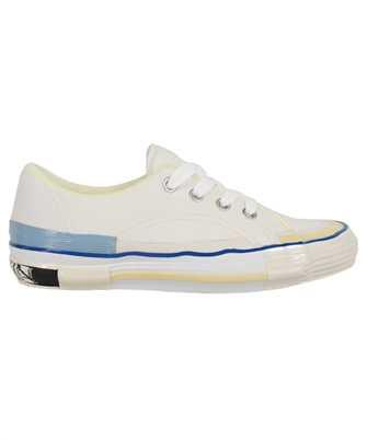 Lanvin FM SKIK00 CANV E21 VULCANIZED MLTED COTTON Sneakers