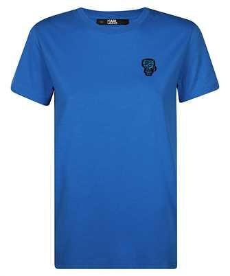 Karl Lagerfeld 210W1702 MINI IKONIK KARL PATCH T-shirt