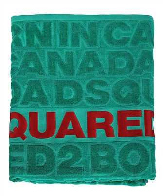 Dsquared2 D7P002980 BORN IN CANADA Beach towel