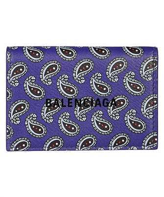 Balenciaga 594312 1BWP3 CASH MINI Wallet