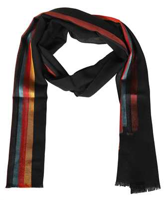 Paul Smith M1A 877F GS22 PAINTED ARTIST Scarf