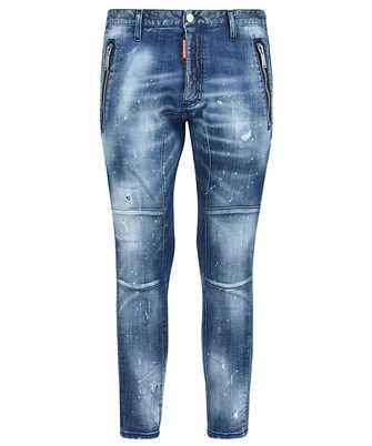 Dsquared2 S74LB0847 S30342 BIKER Jeans