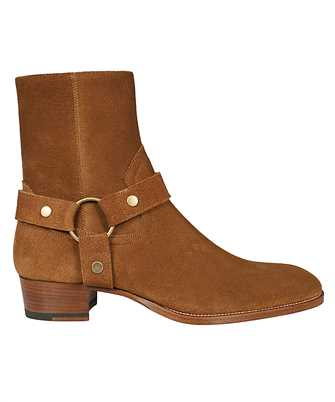 Saint Laurent 443190 BPN00 WYATT HARNESS Boots
