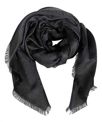 Saint Laurent 583612 3Y600 MONOGRAM LARGE SQUARE Scarf