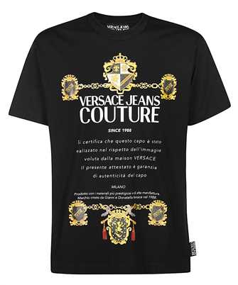 Versace Jeans Couture B3GZB7TL 30319 T-shirt