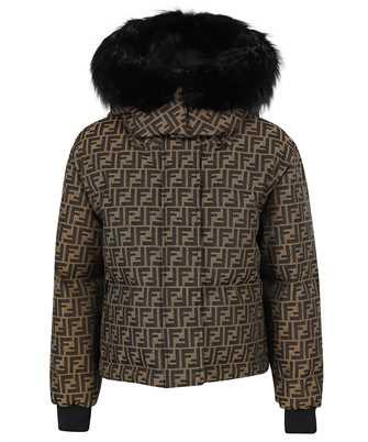 Fendi FAN048 AGMP PUFFY Jacket