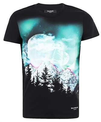 Balmain UH11601I305 T-shirt