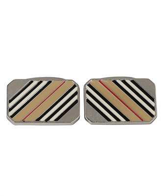 Burberry 8034425 ICON STRIPE Cufflinks