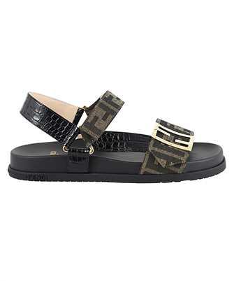 Fendi 8X8039 ABOE Sandals