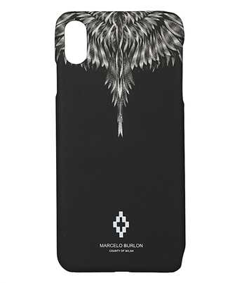 Marcelo Burlon CMPA012S20MAT003 SHARP WINGS iPhone XS MAX cover