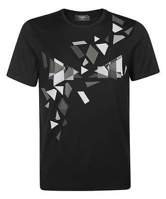 Fendi FAF532 AAY5 T-shirt