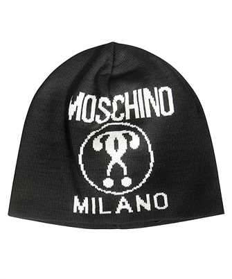 Moschino M5146 DOUBLE QUESTION MARK Beanie