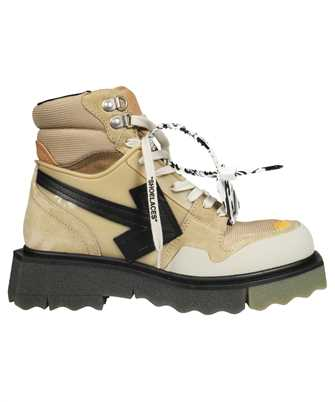Off-White OMIA228F21FAB001 HIKING SNEAKER Boots