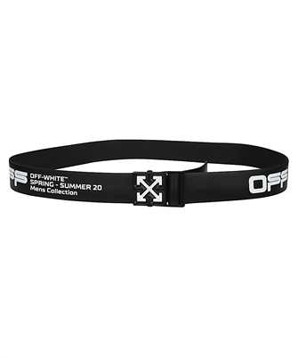 Off-White OMRB037R20851004 OFF WAVY Belt