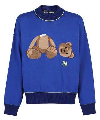 Palm Angels PMHE030F21KNI003 BEAR Knit