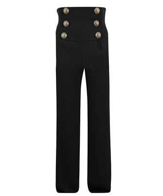 Balmain UF15215V089 CORSET Trousers