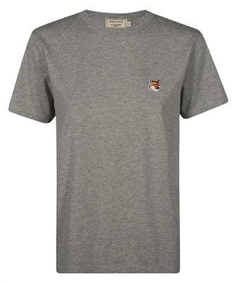 Maison Kitsune AW00103KJ0005 FOX HEAD PATCH CLASSIC T-shirt