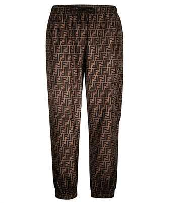Fendi FAB527 A797 FF NYLON Trouser