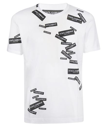 Dolce & Gabbana G8IV0Z G7RJ T-shirt