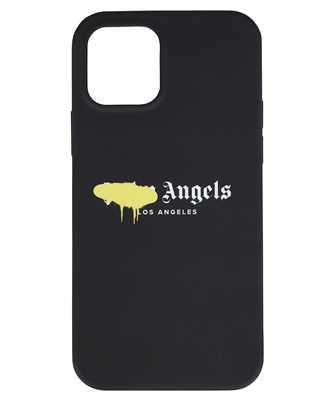 Palm Angels PMPA030F21PLA005 LA SPRAYED LOGO iPhone 12/12 PRO cover
