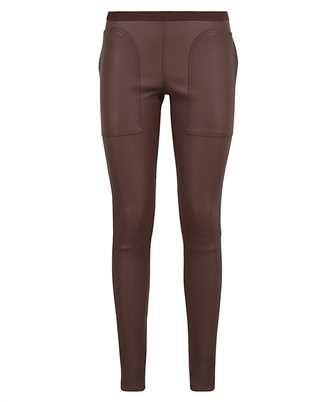 Rick Owens RP21S3319LS SLIM-FIT LEATHER Trousers
