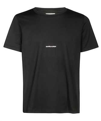 Saint Laurent 464572 YB2DQ LOGO PRINT T-shirt