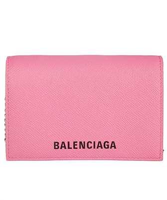Balenciaga 581100 0OTG3 CHAIN Wallet