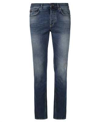 Givenchy BM50SK509X STRAIGHT-LEG LOGO Jeans