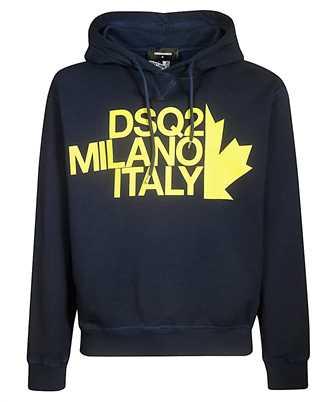 Dsquared2 S71GU0318 S25030 MILANO ITALY Sweatshirt