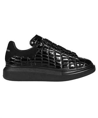 Alexander McQueen 625173 W4MU1 CROC FABRIC OVERSIZED Sneakers