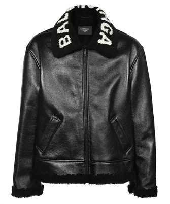 Balenciaga 646456 TKS31 COCOON AVIATOR Jacket