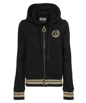 Versace Jeans Couture B6HWA7TQ 30318 ZIP Hoodie