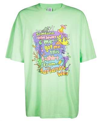 Vetements MAH20TR018 VACATION T-shirt