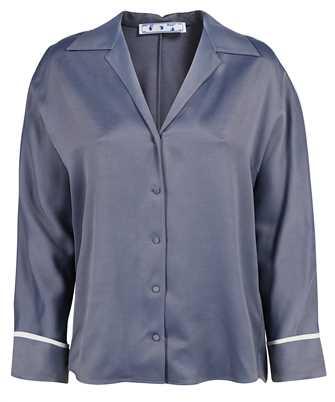 Off-White OWGA099F21FAB002 SATIN L/S Pyjamas