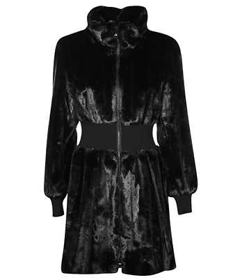 Karl Lagerfeld 206W1511 FAUX-FUR Coat