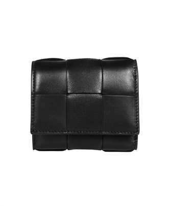 Bottega Veneta 667127 VCQC1 TRI-FOLD Wallet