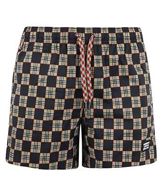 Burberry 8029385 CHEQUER PRINT DRAWCORD Badeshorts