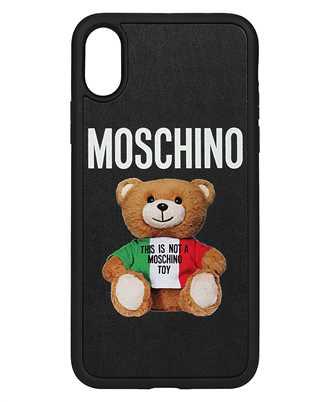 Moschino A7944 8301 ITALIAN TEDDY BEAR iPhone XS/X cover