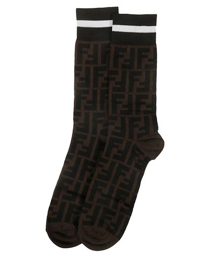 Fendi FXZ037 A4Z5 Socks