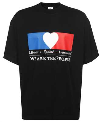 Vetements UA52TR250B WE ARE THE PEOPLE T-shirt