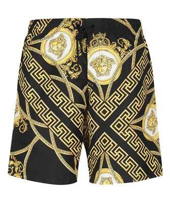 Versace 1002511 1A01846 LA COUPE DES DIEUX PRINT Swim shorts
