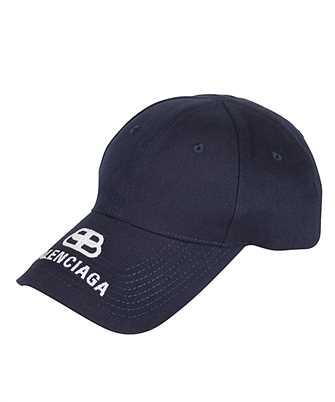 Balenciaga 577548 310B2 BB VISOR Cap