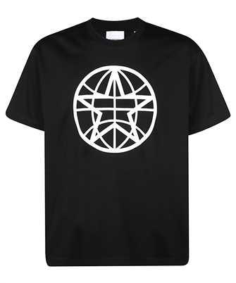 Burberry 8030916 GLOBE GRAPHIC T-Shirt