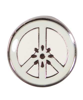 Lanvin AW-SIPZ07-PINS-E20 PEACE Brooch